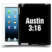 Official WWE 3:16 Steve Austin Hard Back Case for iPad 3 / iPad 4