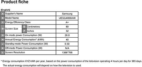 Samsung UE32J4000 100 Hz TV