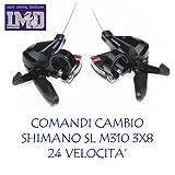 Mandos Cambio derecha y izquierda Shimano M310ALTUS SL 8x 324V Velocidad Bicicleta Bicicleta MTB City Bike