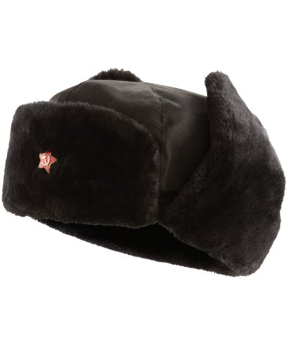 Joe Browns Men's Authentic Russian Trapper Hat