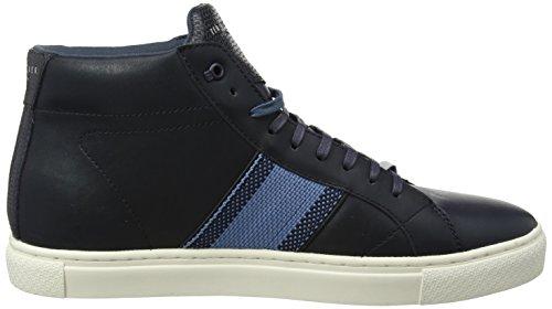 Ted Baker Cruuw, Sneaker Uomo Blu (Dark Blue #0000ff)