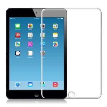 iPad mini 4 Schutzfolie, JETech Gehärtetem Glas Panzersglas Premium Folien Schutzfolie Displayschutz Screen Protector für Apple iPad mini 4 - 0900