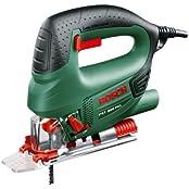 Bosch DIY PST 800 PEL Elektro-Pendelhubstichsäge inkl. Koffer (06033A0100)