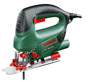 Bosch Home and Garden 0.603.3A0.100 Sierra de calar, 240 V, 530 W, 80 mm profundidad de corte (B003DZ13J6) | Amazon price tracker / tracking, Amazon price history charts, Amazon price watches, Amazon price drop alerts