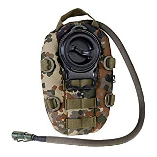 A. Blöchl AB Hydration Pack backpack (1,5 Liter/Flecktarn)
