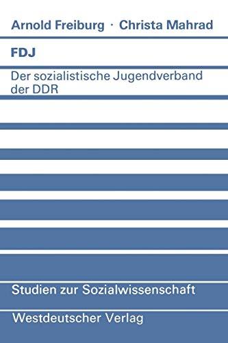 Fdj (Studien zur Sozialwissenschaft, Band - Children's International Kostüm