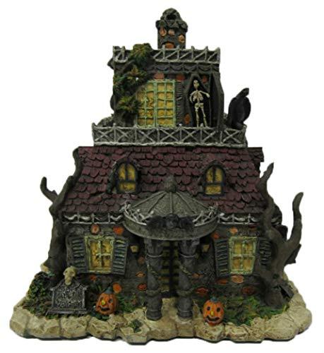 iversal Studios Munsters Collection Gateman, Goodbury und Graves Beerdigungsheim, Sammlerstück für Halloween ()