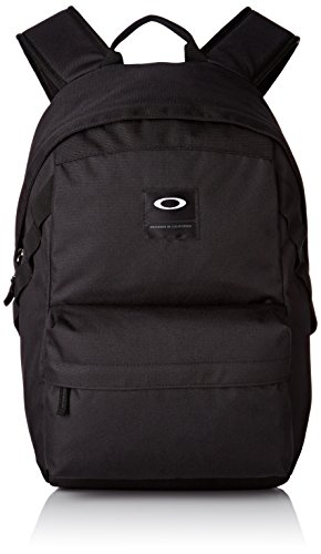Oakley Apparel and accessories Herren Holbrook 20L Backpacks, Blackout, 31.8 x 13.9 x 48.3 cm, 20 Liter - Oakley Computer Rucksack