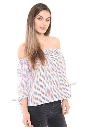 Comfiestyle - Robe - Manches Longues - Femme Multicolore