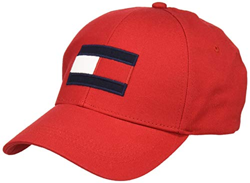 n Big Flag Baseball Cap, Rot (RED 659), One Size (Herstellergröße:OS) ()