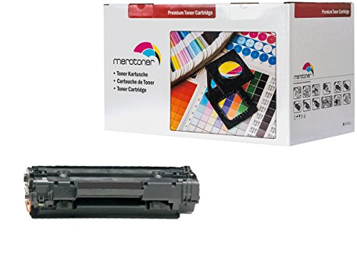 1505n Laserjet (XXL Toner Kompatibel zu HP LaserJet Pro P-1504N , P1504 , P-1505N , P1505 , P-1506N , P1506 , M-1120MFP , M1120 N MFP , M-1522MFP , M1522 N MFP , M-1522NF MFP , M1522 NF MFP , CB-436A , CB436 A 36A (4.000 Seiten))