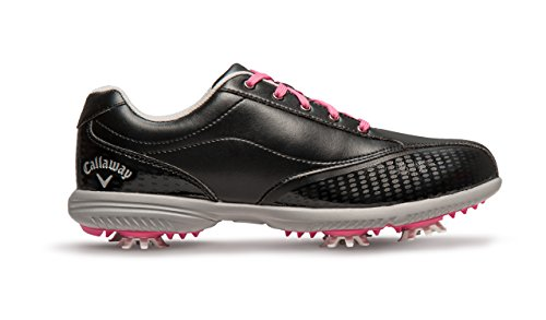 Chaussures Callaway Halo Pro-femme, Pour Black Golf