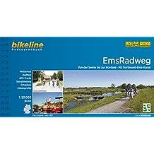 Ems-Radweg: Von den Quellen zur Mündung. Mit Dortmund-Ems-Kanal. Radtourenbuch 1:50 000 (Bikeline Radtourenbücher)