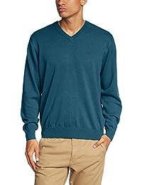 CASAMODA Herren Pullover Regular Fit 004130/530