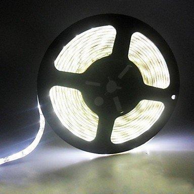 tesfish-5m-reel-dc-12v-5050-nature-white-led-strip-waterproof-ip65-300-led-smd-5050-led-flexible-lig