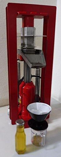 Ölpresse ACEITO / Ölpresse für Walnüsse, (Model 77812 )