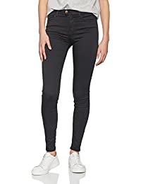 Replay Damen Jeanshose Touch_dark_black