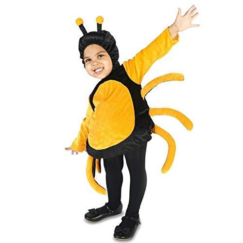 Spider Baby Kostüm - DreamWeavers Itzy bitzy Spider Baby Kinder Halloween Fasching Karneval Kostüm Spinne (80-86)