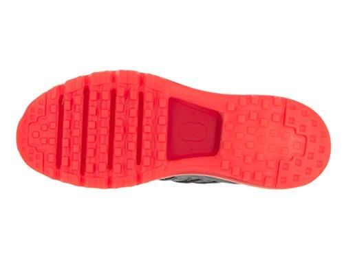 Nike - Air Max 2015, Scarpe da corsa da uomo Cool Grey/White/Bright Crimson