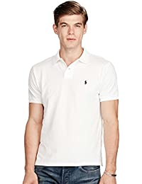 Polo Ralph Lauren SS CUST SOLID MERC Men Polo Accessories