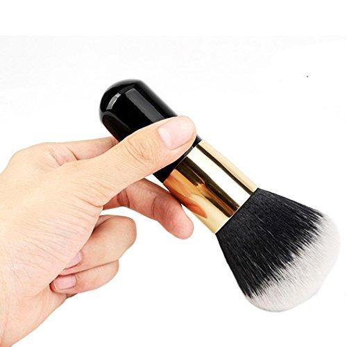 Amlaiworld Schmink Pinsel, Puder Pinsel Kosmetik Schönheit Blush Make up Puder Make up Pinsel
