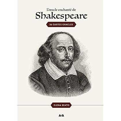 L'oracle enchanté de Shakespeare - 36 cartes oracles