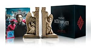 Illuminati Extended Version (2-Disc Blu-ray im Book-Packaging inkl. 2 Buchstützen)