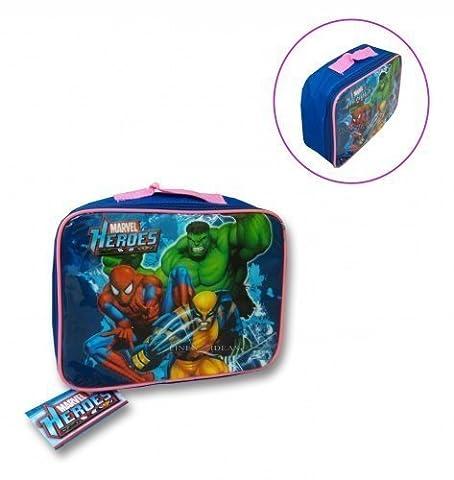 Marvel Super Heroes Character Lunchtasche rechteckig (Square Pants Kostüm)