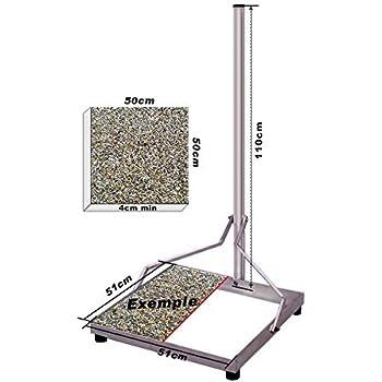 Balkonständer für SAT-Antenne aus Stahl: Amazon.de: Elektronik
