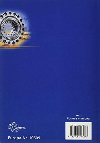 Ansicht vergrößern: Tabellenbuch Metall: mit Formelsammlung