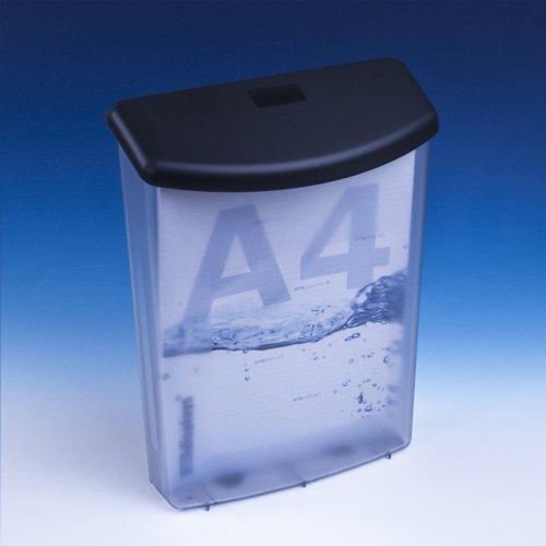 Deflecto® DIN A4 Prospektbox / Wand / Aussen, Wetterfest