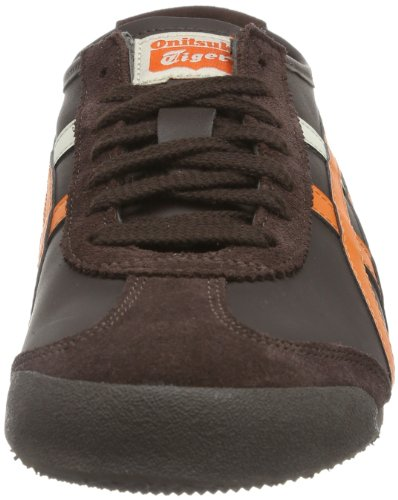Onitsuka Tiger  MEXICO 66, Sneakers Basses homme Marron - Marron