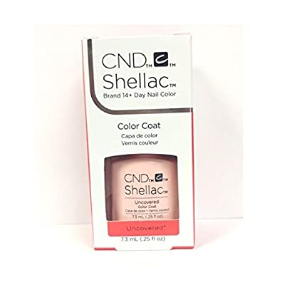 CND Shellac Uncovered Nudes 2018 Gel Polish