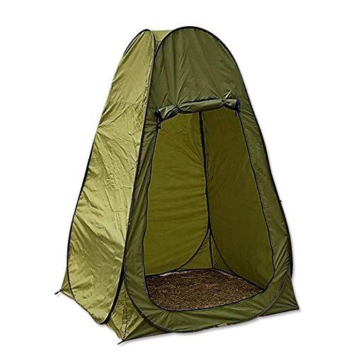 Bloomma Pop Up Zelte, Portable Pop-up-Dusche-WC-Ankleidezelt für Camping,Radfahren,WC,Dusche,Strand Outdoor Privacy Shelter Zelte