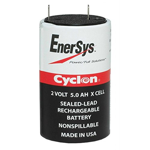 Enersys/Hawker batteria al piombo, piombo della cella X Cyclon 0800-00042V 5,0AH, 2V, PB