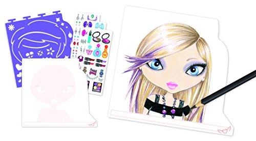 Fashion Angels Beauty Design Sketch Portfolio At Shop Ireland