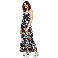 فستان نوفا دريس للنساء مورد من اونلي اسود 40 EU (Manufacturer Size:Large)