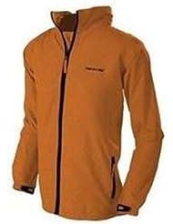 Kids Boys Girls Mac in a Sac Classic Waterproof Jacket - Amber - 32-34in chest