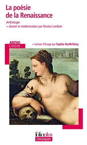 La poésie de la Renaissance par Collectifs