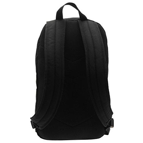 Imagen de converse– negro  bolsa de deporte gymbag– para niños, negro, h 44.5cm; w 29cm; d 13cm. alternativa