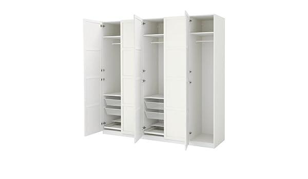 Pax Hemnes Guardaroba Ikea.B Wtspxpinn06m