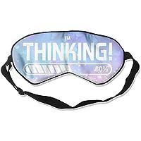 I'm Thinking 99% Eyeshade Blinders Sleeping Eye Patch Eye Mask Blindfold For Travel Insomnia Meditation preisvergleich bei billige-tabletten.eu