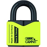 Abus 350603 - Seguridad moto GRANIT 37/55 S&S S/DK/ N/FIN
