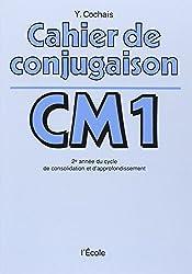 Cahier de conjugaison CM1