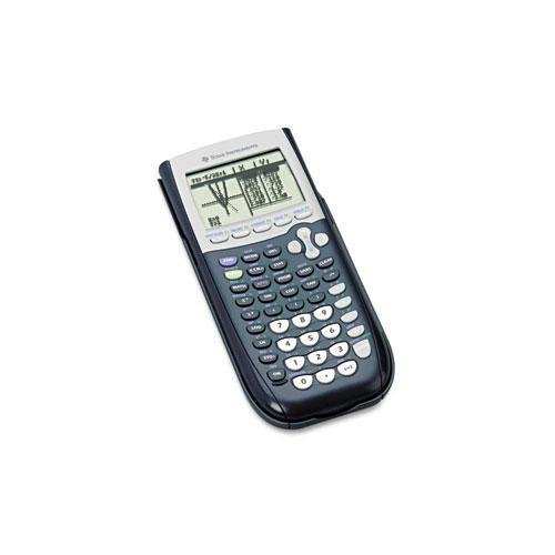 TEXASINSTRUMENTS TI84PLUS TI-84PLUS Programmable Graphing Calculator, 10-Digit LCD by Texas Instruments