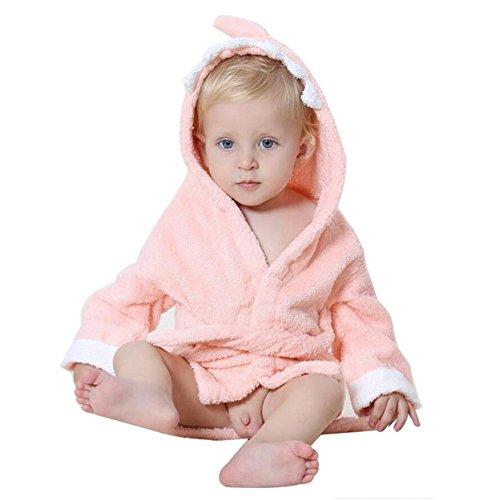 Baumwolle Bademantel Frühling Sommer Neuheit Tier Cartoon Badetuch Creating 0-2 Jahre alt , 8 (8 Monat Altes Baby-mädchen Halloween-kostüm)