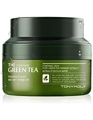 TONYMOLY La crème aqueux de thé vert de Chok Chok