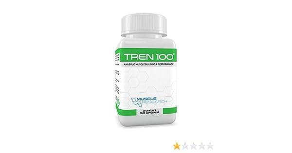 TREN 100 - Advanced Lean Muscle Growth & Fat Enhancement