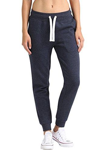 DESIRES Derby - pantaloni di tuta da Donna, taglia:XS;colore:Insignia Blue Melange (8991)