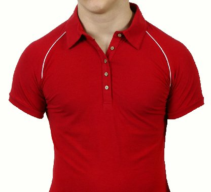 bambooty-polo-camiseta-estandar-rot-arizona-red-xx-large-52-54